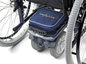 Alquiler motor de asistencia con silla